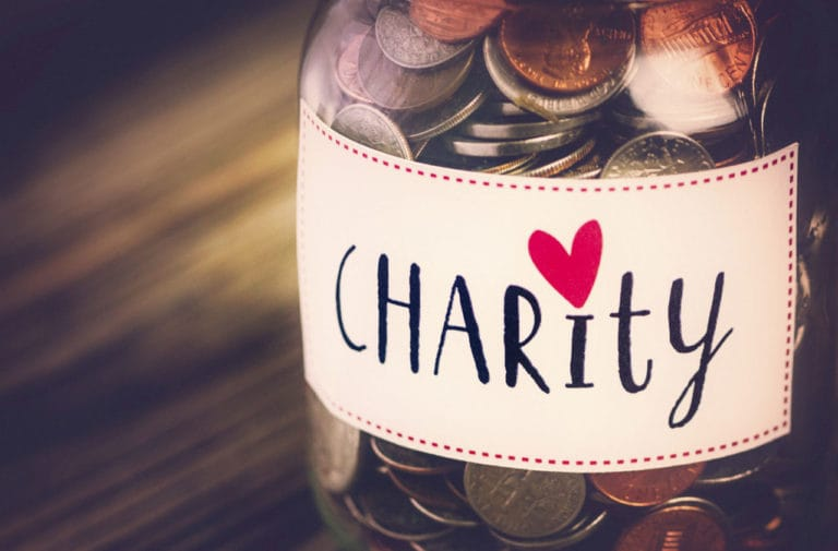 The Money Charity Image