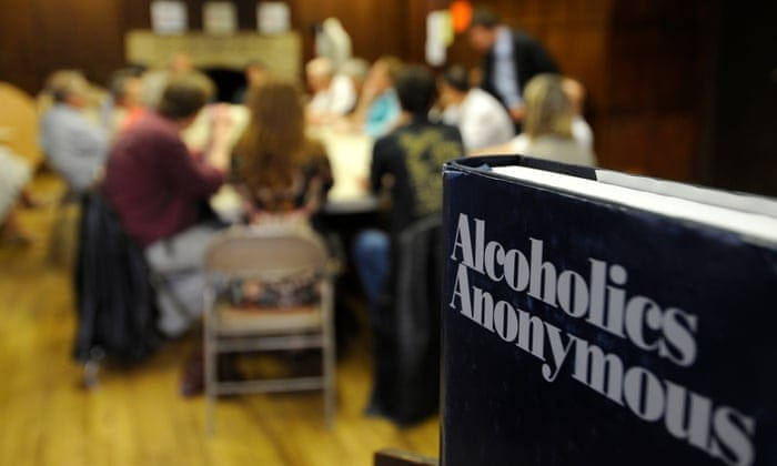 Alcoholics Anonymous (AA) Image