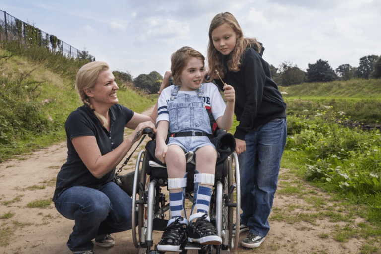 Contact – For families with disabled children Image