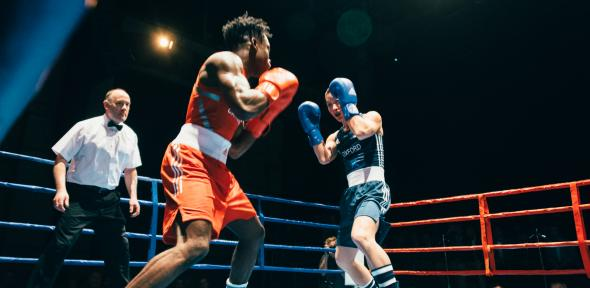 Oxford University Amateur Boxing Club (OUABC) Image