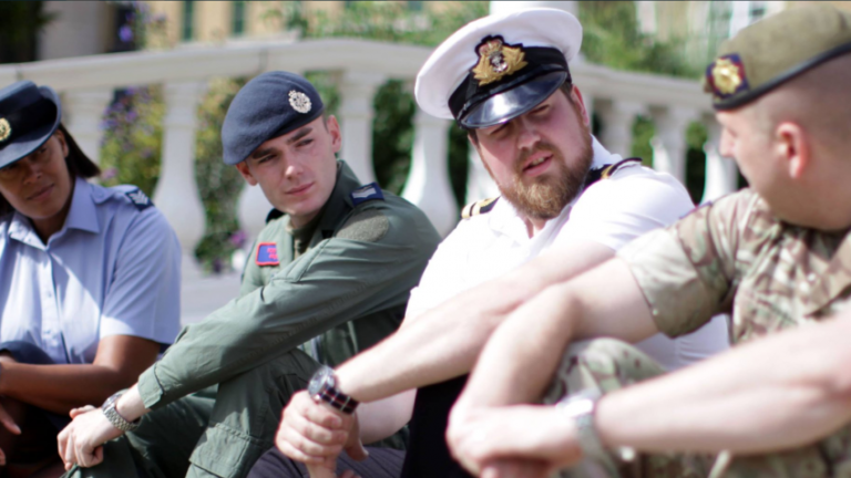 SSAFA The Armed Forces Charity Image