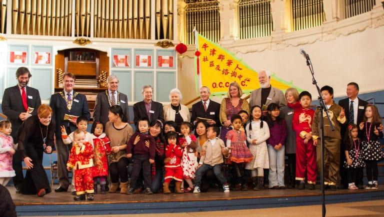 Oxfordshire Chinese Community and Advice Centre (OCCAC) Image