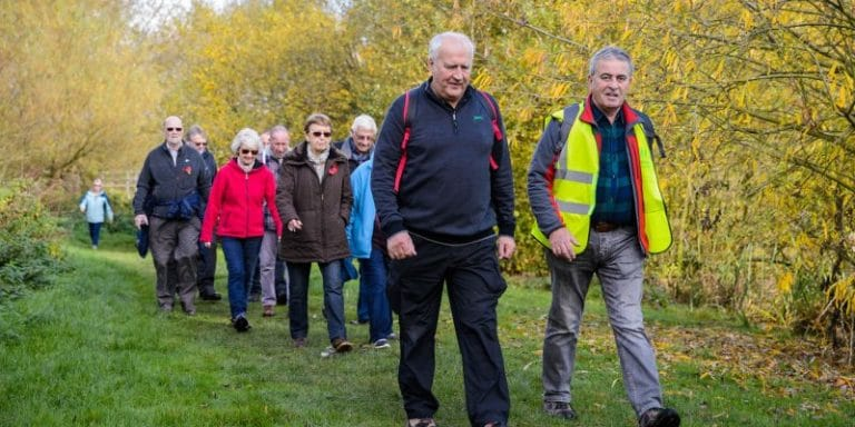 Walking for Wellbeing Image